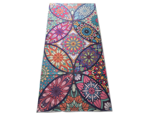 300gsm full size printed quality promotional beach towel