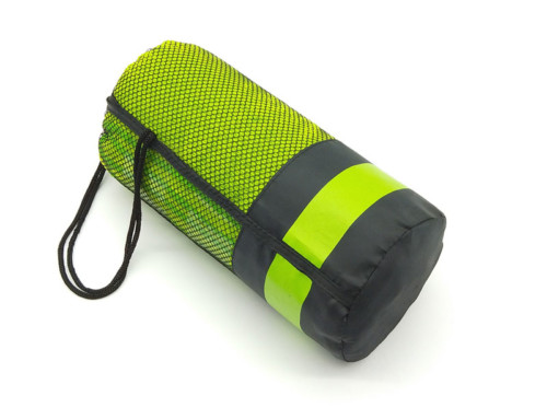 Best quick dry gym towel dry off sport towel in pouch