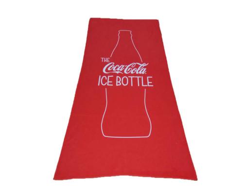 Promotional gift  top beach towels Coca cola beach towel xxl